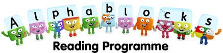 Product Review: Alphablocks ReadingProgramme