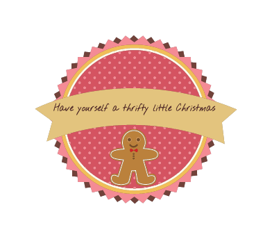 Christmas Card Gift Tags HYATLC # 9