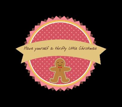 Christmas Card Gift Tags HYATLC #9