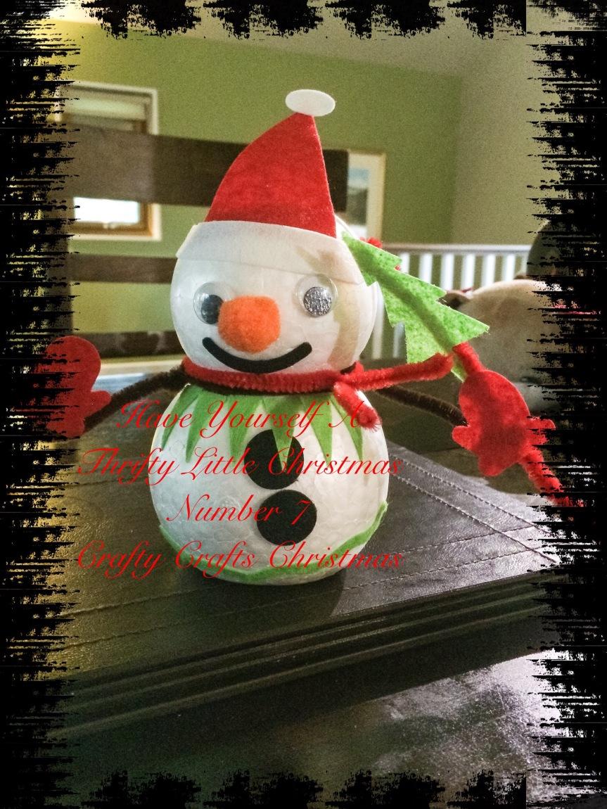Crafty Crafts Christmas HYATLC #7