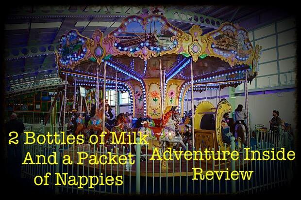 Adventure Inside Review: A Little Fellas Fun DayOut!