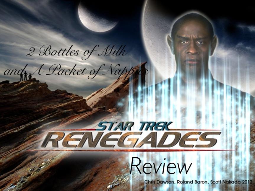 Star Trek RenegadesReview