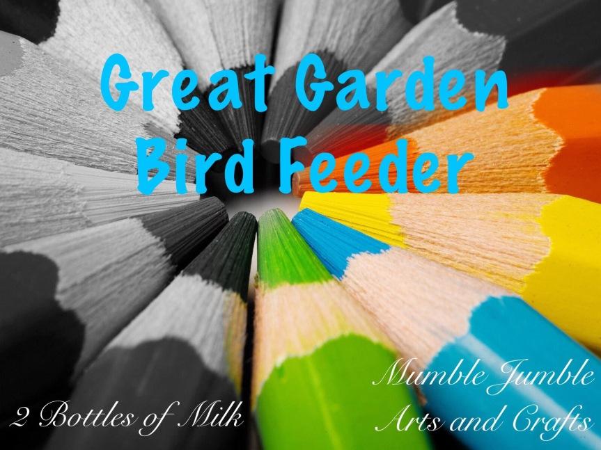 Great Garden BirdFeeder