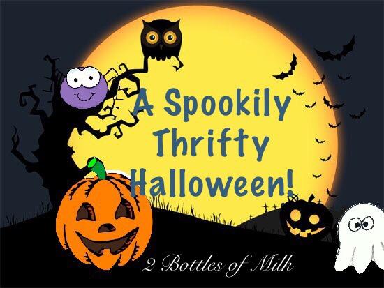 A Spookily ThriftyHalloween!