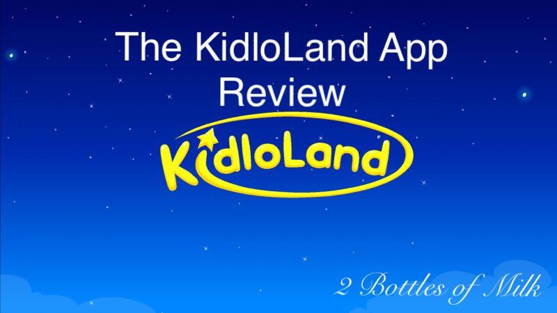 KidloLand Review