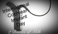 International Cochlear Implant Day.