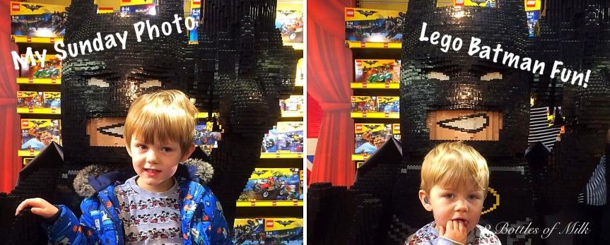 My Sunday Photo 17:04. Lego Batman Fun!