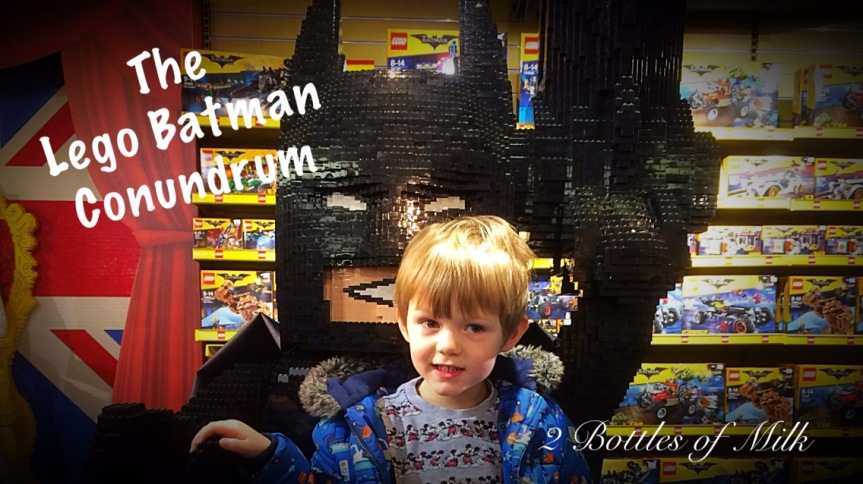The Lego Batman Conundrum