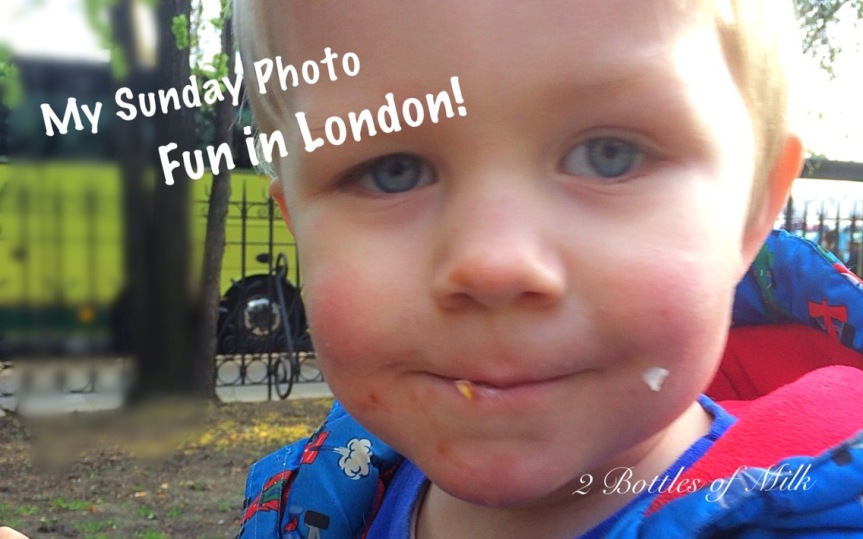 My Sunday Photo 17:09: Fun in London!