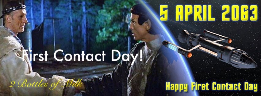 First Contact Day!
