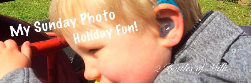 My Sunday Photo 17:11; Holiday Fun!