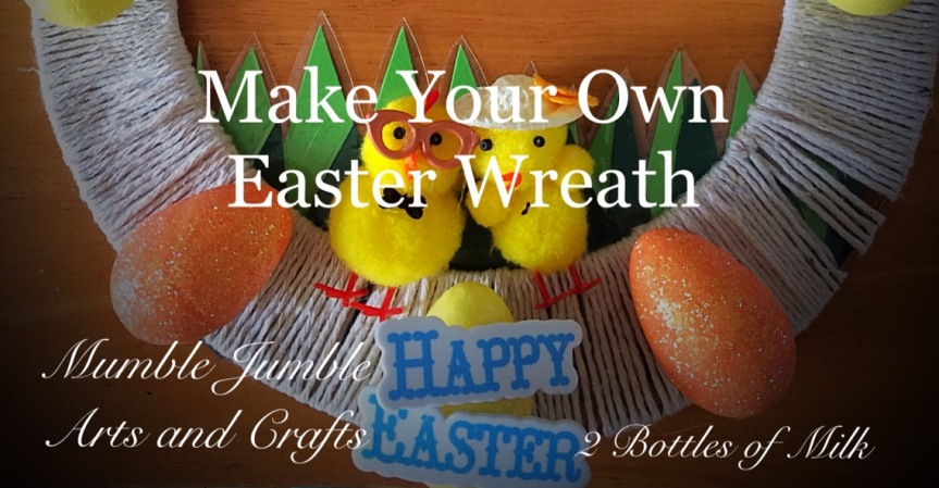 Make Your Own EasterWreath