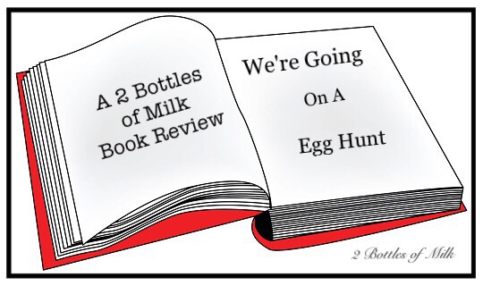 We're Going On An Egg Hunt Book Review