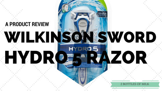 Wilkinson Sword Hydro 5 Razor Review