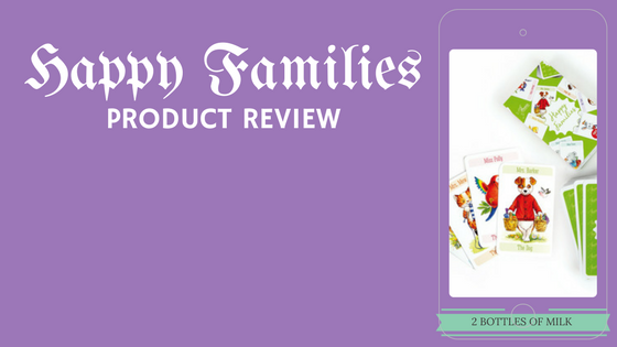 Happy Families Review