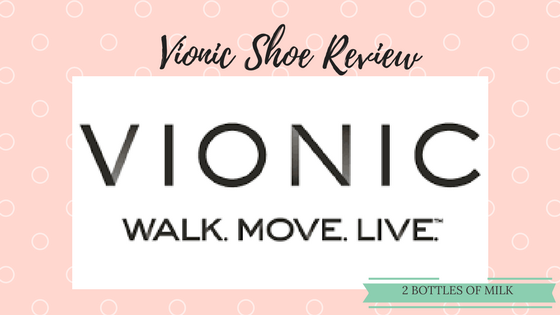 Vionic Shoe Review