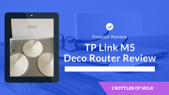 TP Link Deco Router Review